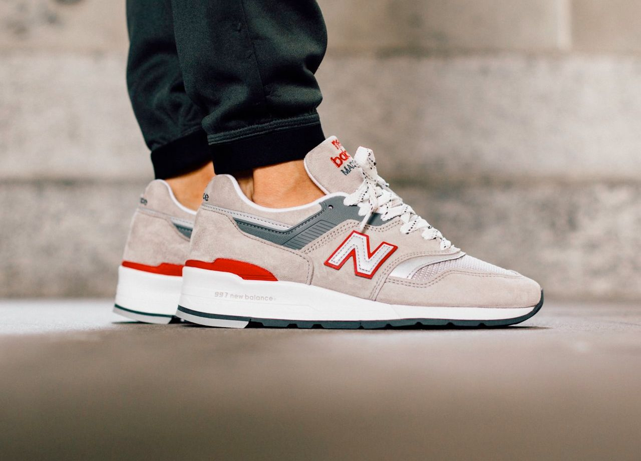 New Balance 997 CGR 'Pumice Stone' (by Titolo)
