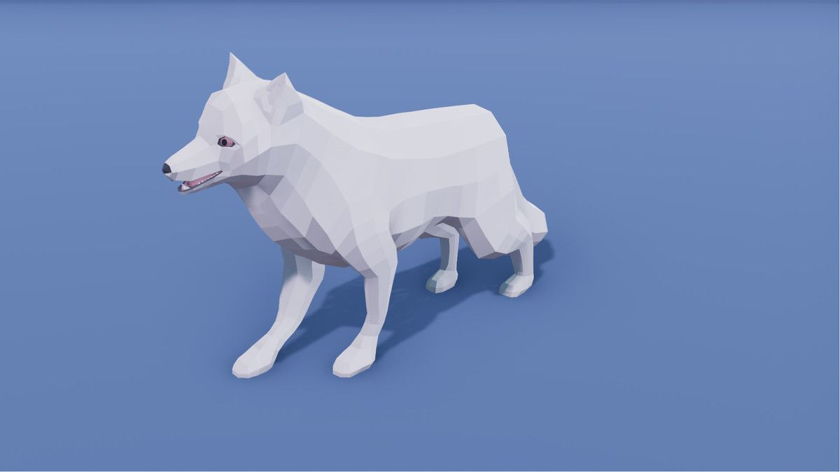 Animated arctic animal pack 3d animals unity asset store
