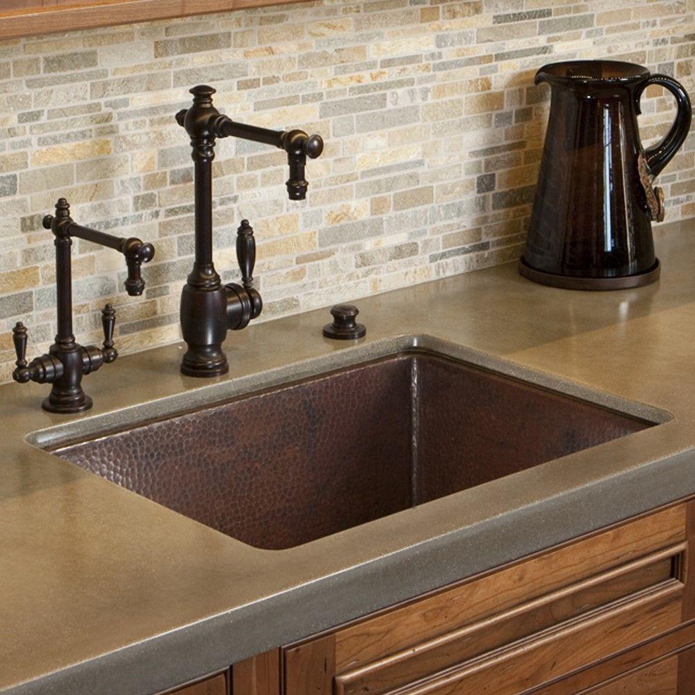 Cocina 24 Copper Kitchen Sink Native Trails Copper Kitchen Sink Copper Kitchen Undermount Kitchen Sinks