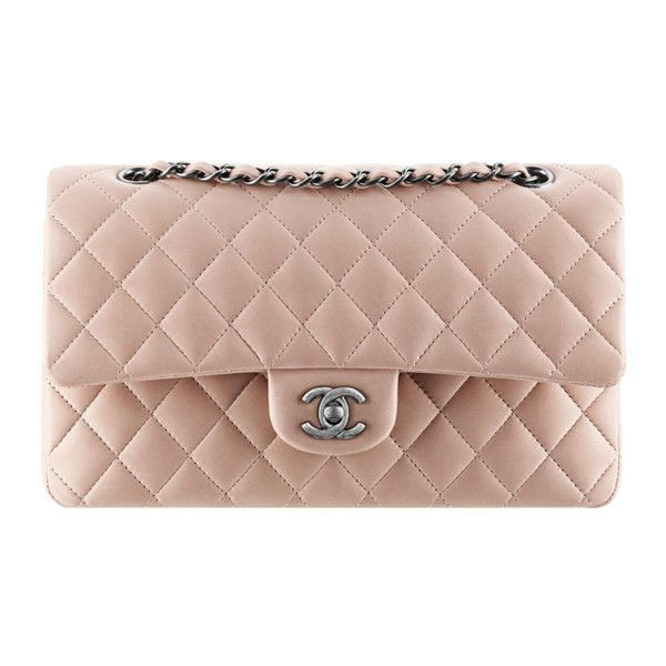ffb1f404d0efd7 Classic flap bag ❤ liked on Polyvore featuring bags, handbags, chanel,  bolsas, handbag purse, flap bag, tweed bag, chanel bags and brown handbags