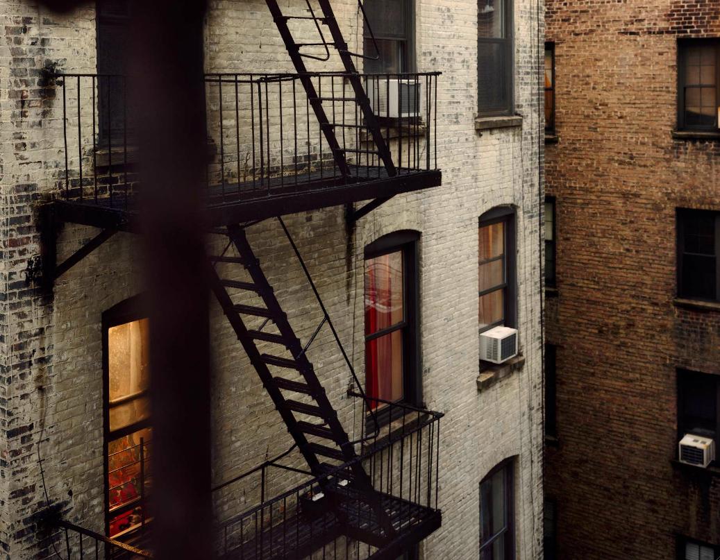 Gail Albert Halaban: Out My Window. 2012