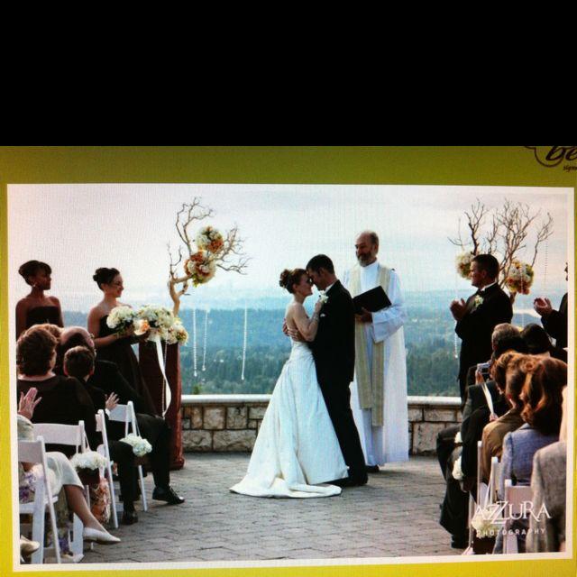 Wedding ceremony !!