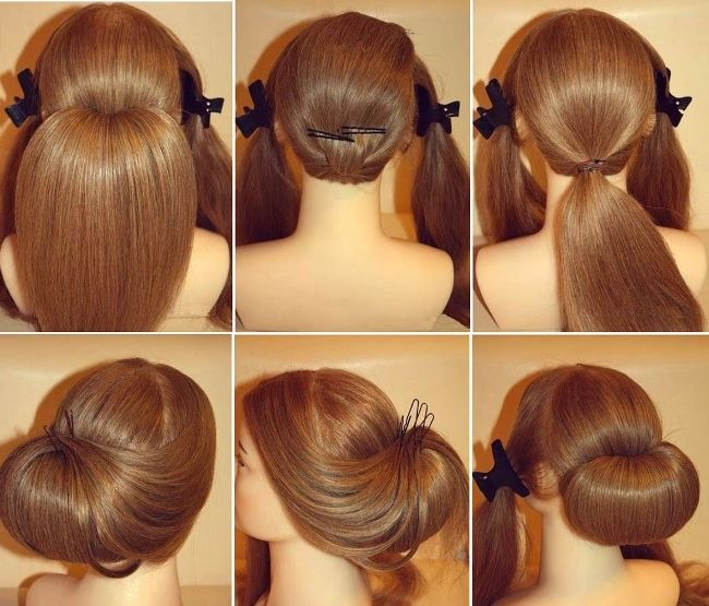 Eid Hairstyle 2017 Step By Step For Pakistani Girls Diy Wedding Hair Updo Hairstyles Tutorials Hair Styles