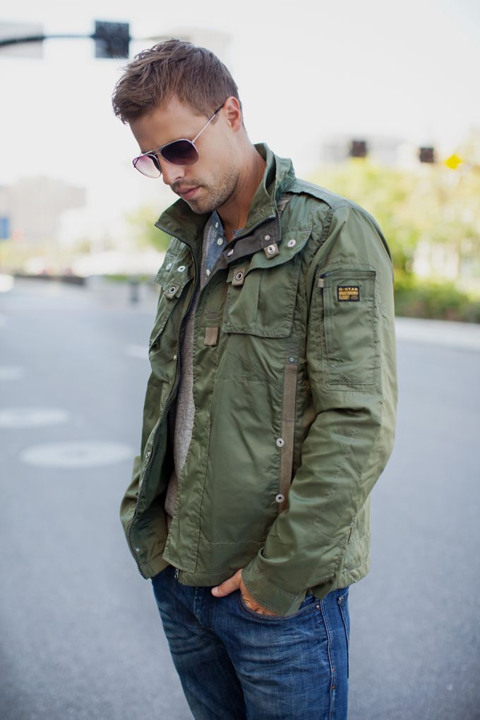 G-Star really nail  urban cool  - every time Their Utility Jacket is a must  have in our opinion. d3a2a151550