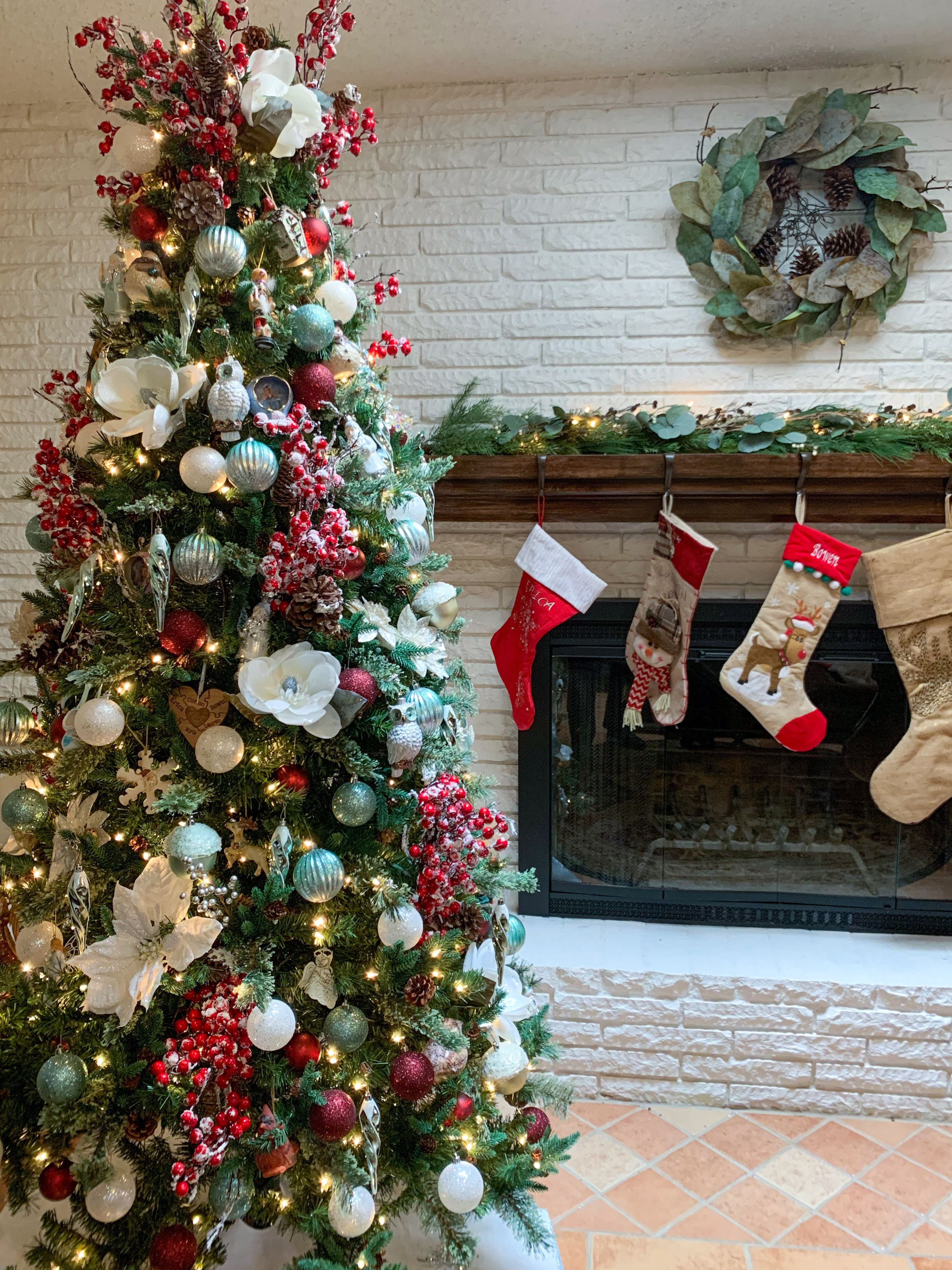 Dreamy Christmas Christmas Tree Decorations Tree Decorations Christmas