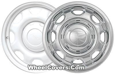 Ford F150 Chrome Wheel Skins Hubcaps Wheel Covers 17 3857 2010 2011 2012 2013 2014 Set Of 4 Chrome Wheels Wheel Cover Ford F150