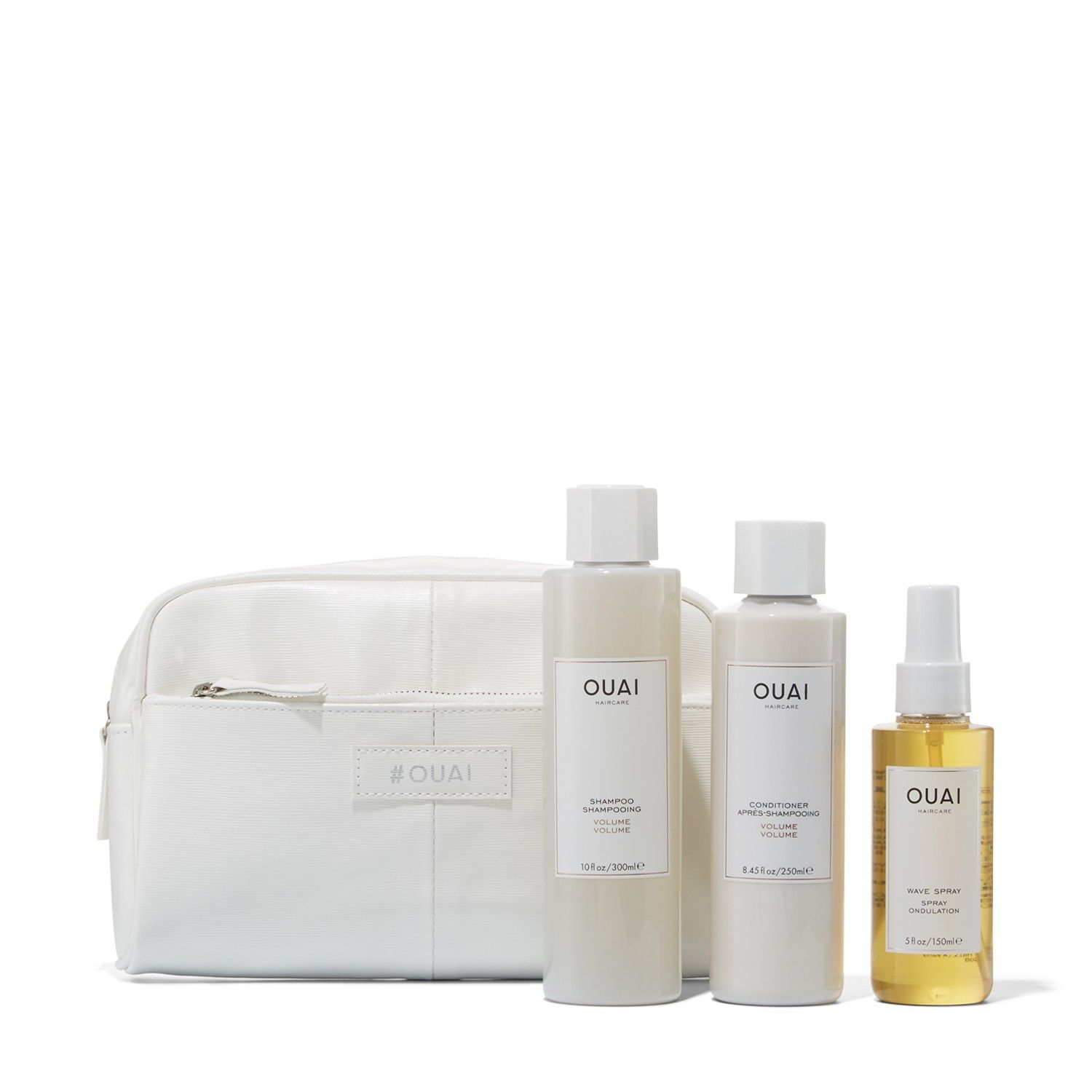 Ouai Exclusive Volume Set Birchbox Includes Volume Shampoo 10