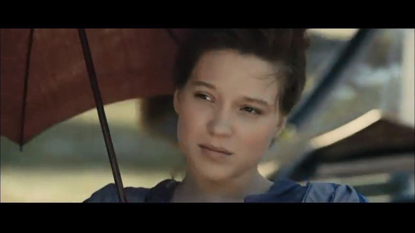 Les Adieux à la Reine - Léa Seydoux