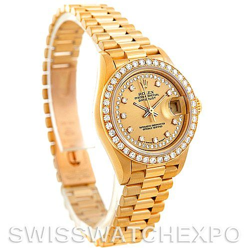Let us not be too particular it is better to have old second hand diamonds than none at all for Watches better than rolex