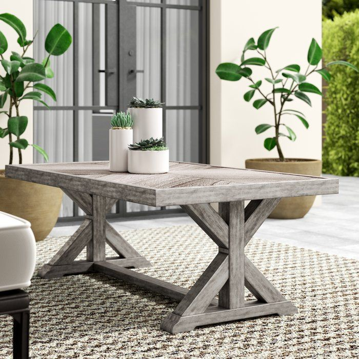 599 Greyleigh Flippo Stone Concrete Coffee Table Reviews Wayfair Coffee Table Metal Dining Table Concrete Dining Table