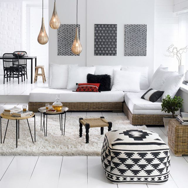 Banquette Lit En Kubu Giada In 2019 Minimalist Home