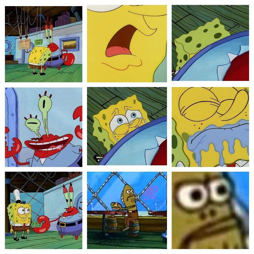 Are you feeling it now Mr. Krabs? (With images) Funny