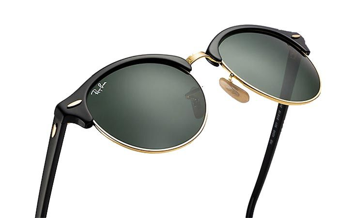 e06138312b NEW RAY-BAN FRAME - CLUBROUND SUNGLASSES --  Legendary Ray-Ban sunglasses  got a new frame. The new