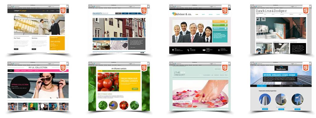 Una versión en HTML (5) o CSS cubre todas las resoluciones de pantalla, es decir, el sitio web creado estará optimizado para todo tipo de dispositivos: PCs, tabletas, teléfonos móviles, etc. Esto mejora la experiencia del usuario: http://www.emart-digital.com/#!consultoria-digital/co0g