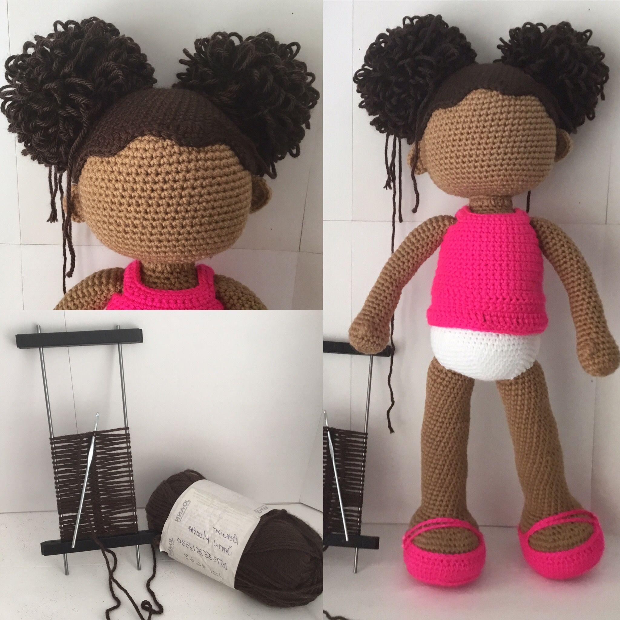 Crochet Doll Pattern, Crochet Dolls