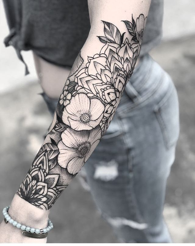Photo of Tellement beau – # Idées de tatouage # Tatouages - Fleurs Idées nature – Deni