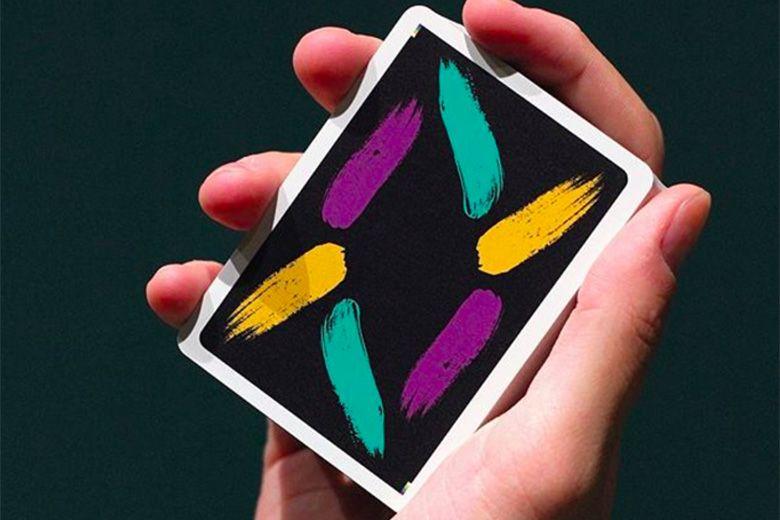 Cardistry new deck from dealersgrip cardistry poker
