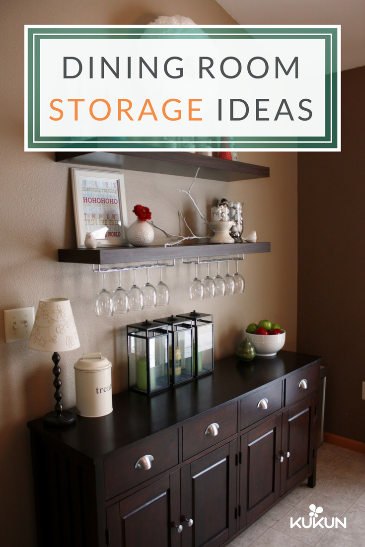 12 Smart Dining Room Storage For A Clutter Free Space Buffet Decor Dinning Room Home