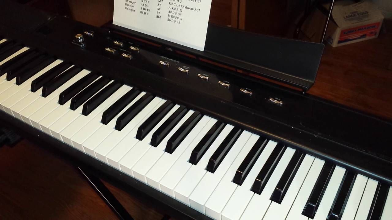 How to play seventh chords on keyboards class 5 clases con el how to play seventh chords on keyboards class 5 hexwebz Choice Image