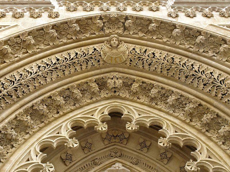 Msilvestre S Deviantart Favourites Architecture Details Cathedral Zagreb