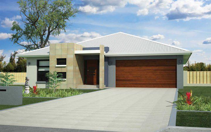 Metricon Home Designs: The Talbot Contemporary Facade. Visit  Www.localbuilders.com.