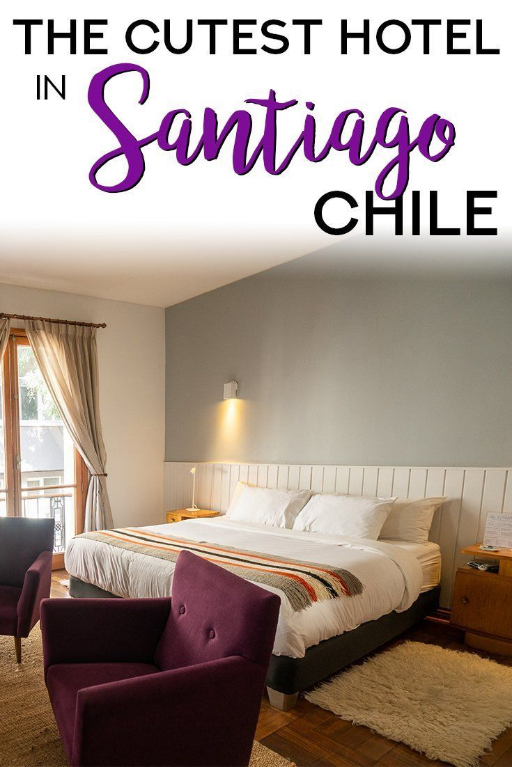 Best Hotel Rooms: Santiago's Cutest Hotel Hideaway: A Review Of Casa Noble