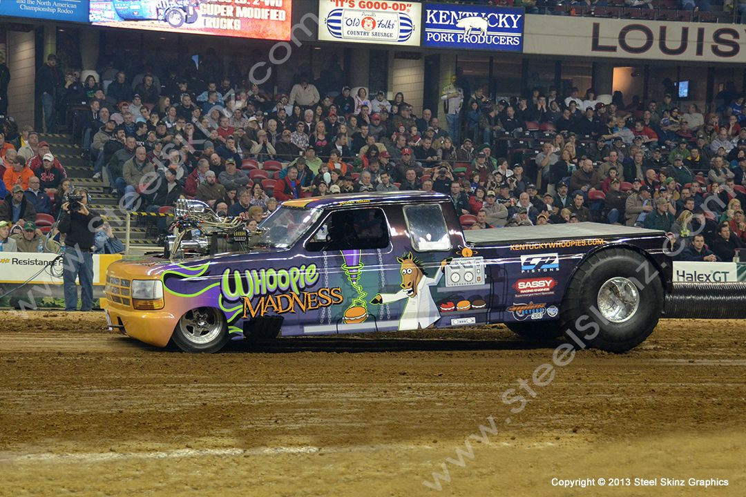 Pin by Steel Skinz Graphics on Tractor & Truck Pull vehicles