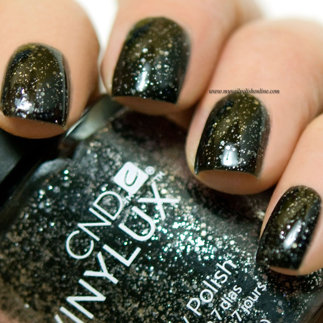 CND Vinylux - Dark Diamonds   Cnd vinylux, Nail polish online and ...