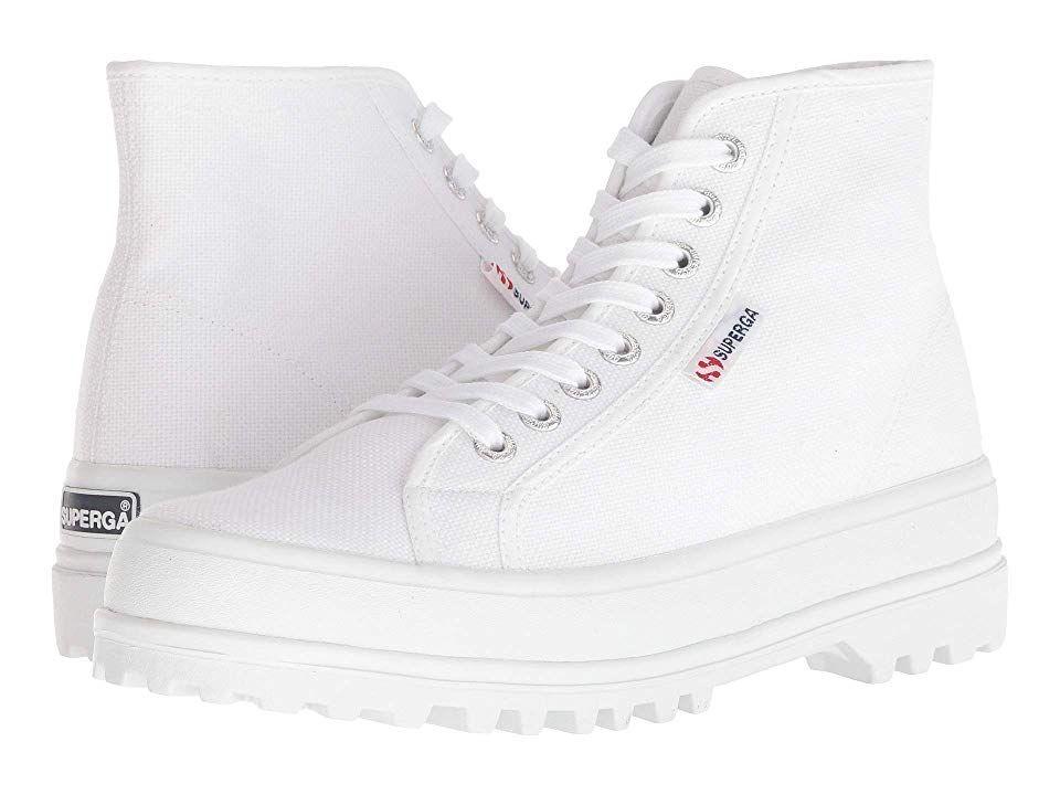 Superga 2553 COTU Women's Boots White