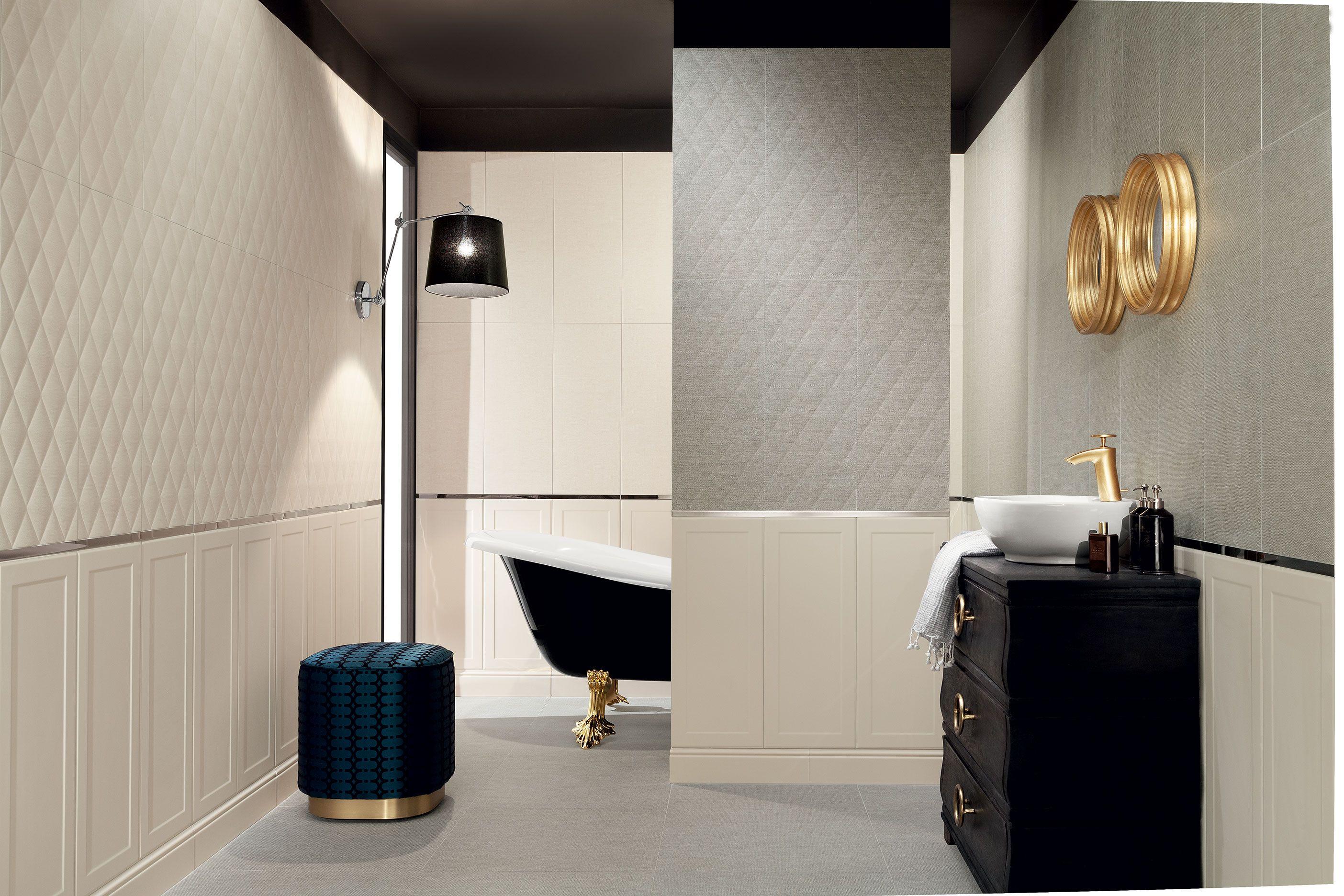 Chenille Tubadzin Art Deco Bathroom Lamp Home
