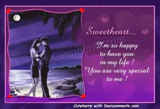 wife special pic for me | Love Graphics, Comments, Scraps, Pictures for Myspace & Orkut