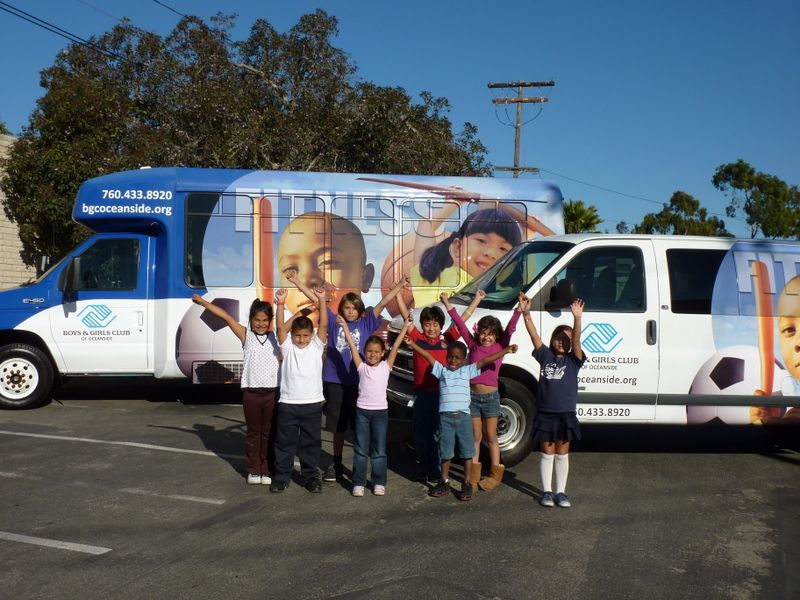 The Boys and Girls' club serves thousands of children