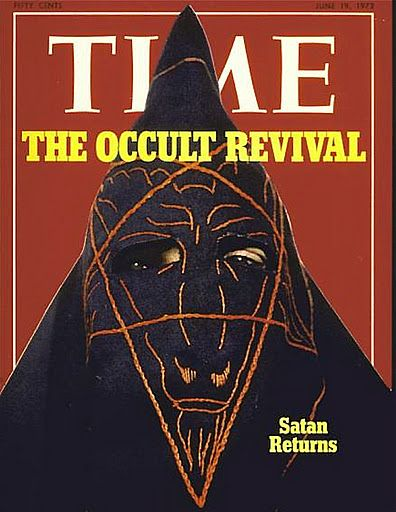 TIME: 'The Occult Revival'.
