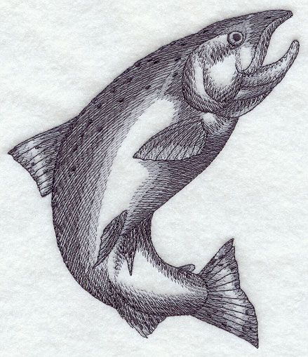 Machine Embroidery Designs At Embroidery Library King Salmon