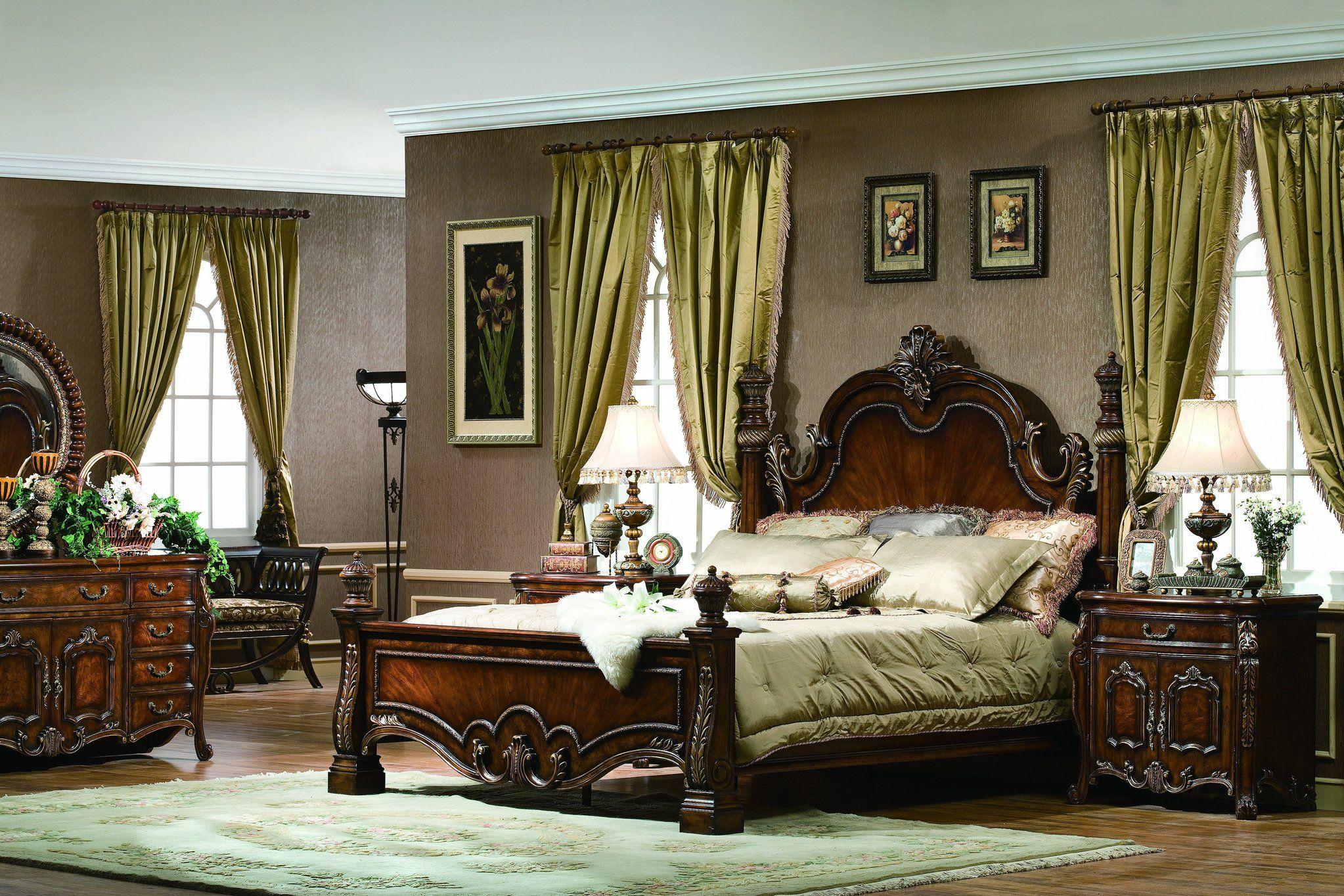 Best 2 899 The Lladro Formal Bedroom Collection 10728 400 x 300