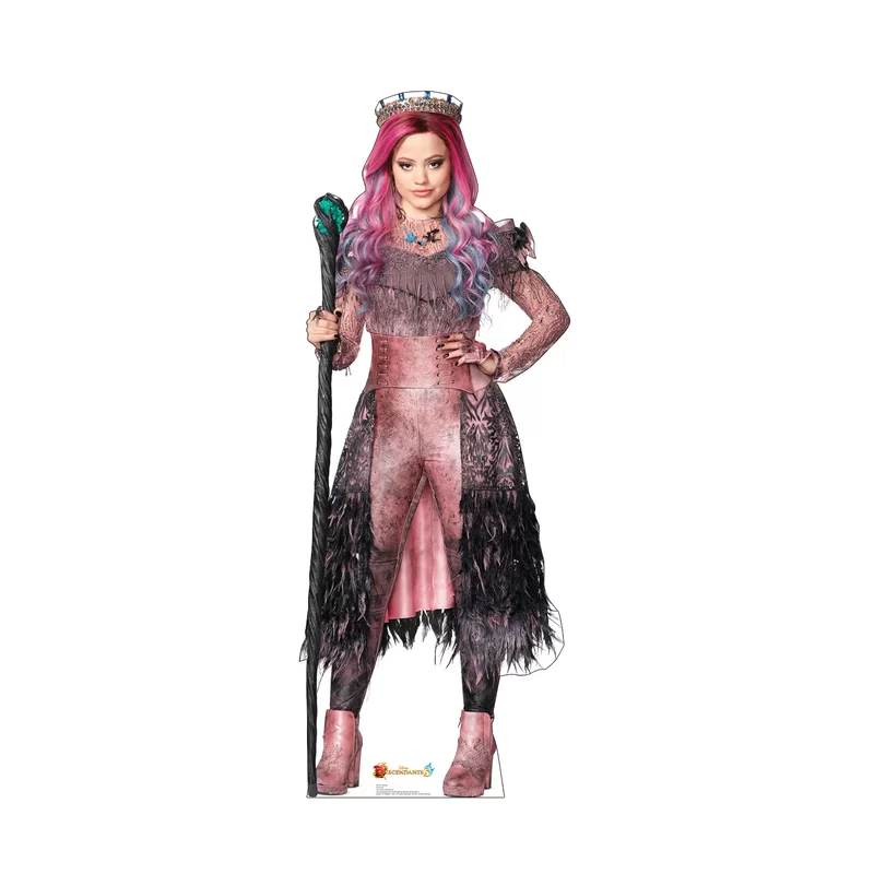 Audrey Disney S Descendants 3 Cardboard Standup Descendants Costumes Disney Descendants Disney Descendants 3