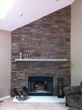 Boral Cultured Stone Country Ledgestone Traditional Living