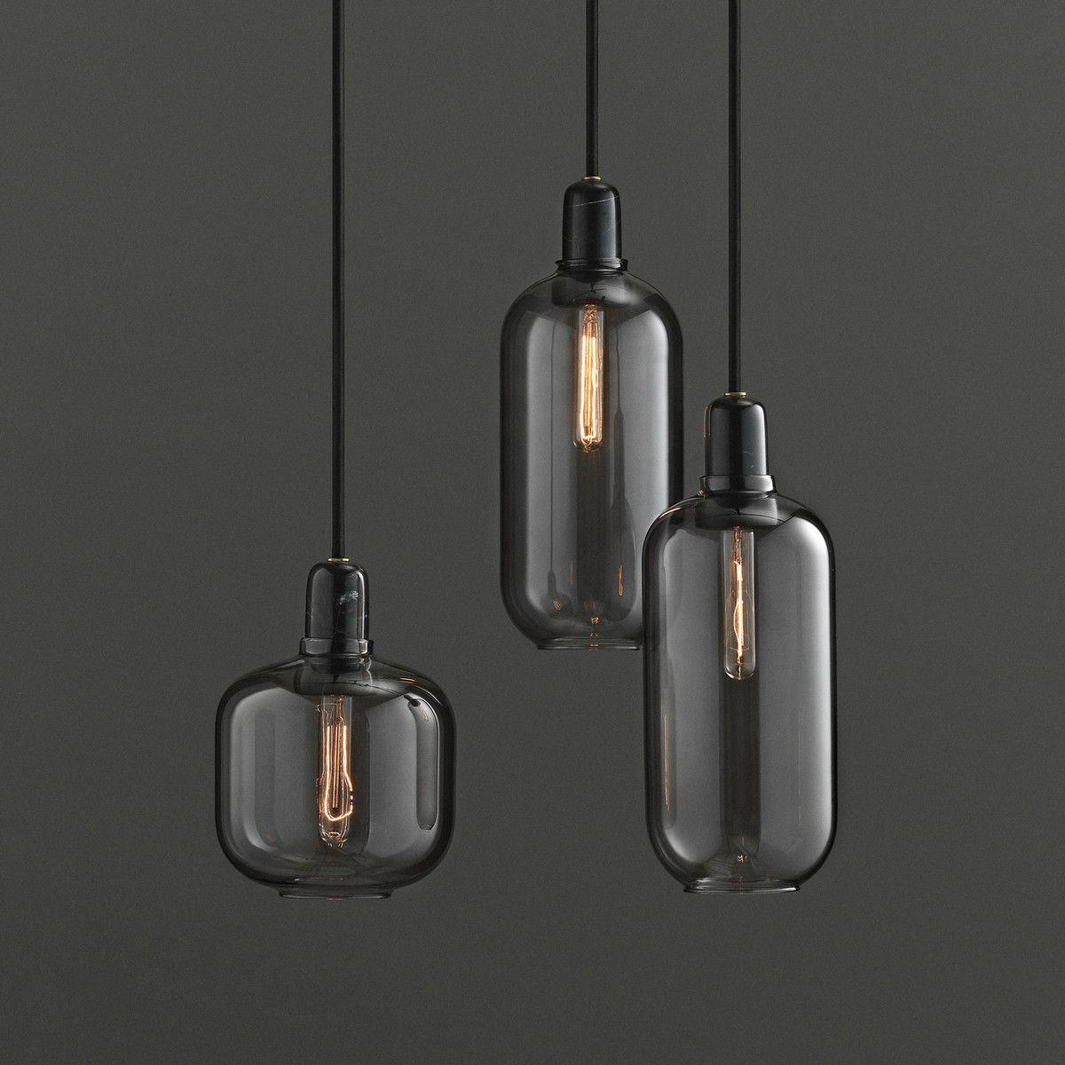 Amp Pendelleuchte von Normann Copenhagen | Pinterest | Beleuchtung ...