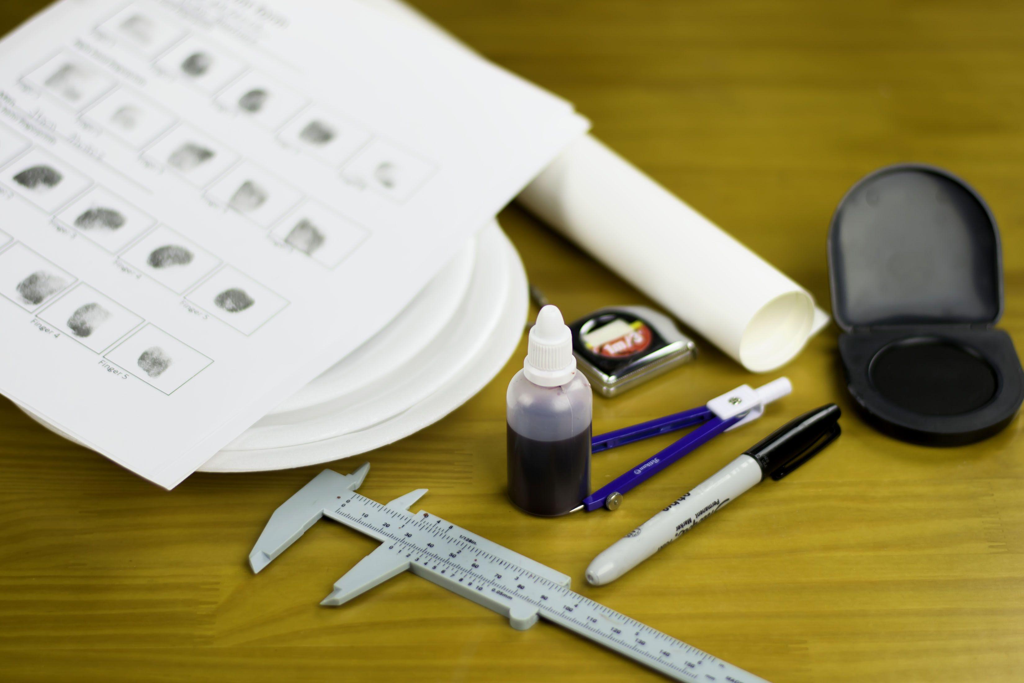 High School Forensics Science Fair Project Ideas