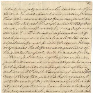 george washington first inaugural speech