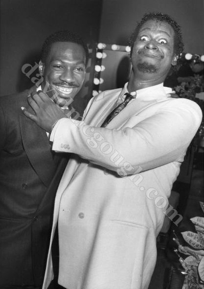 Eddie Murphy Luther Vandross Luther Vandross Luther Celebrity Families