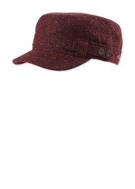 Burgundy Jackie Cadet   Accessories > Women's Accessories > Hats &…