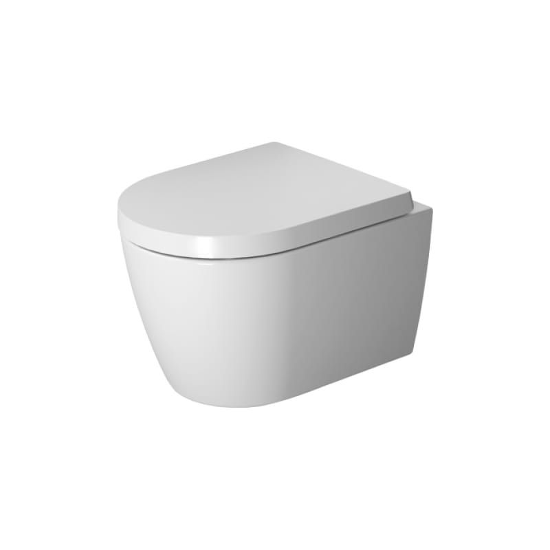 Duravit 253009 Me By Starck 0816 Gpf Wall Mounted Bowl Only