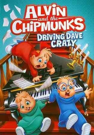Alvin And The Chipmunks Driving Dave Crazy Alvin The Chipmunks