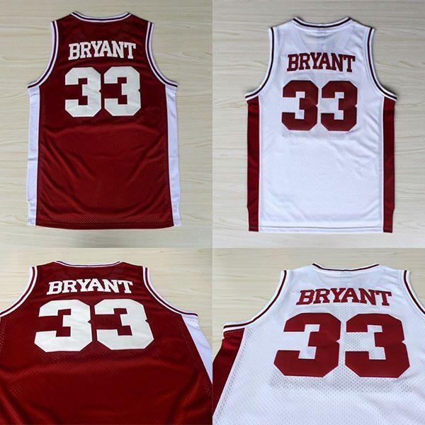5fa02fb9028 Shirt · Aliexpress.com   Buy Newest Arrival!!! Kobe Bryant High School  Jersey