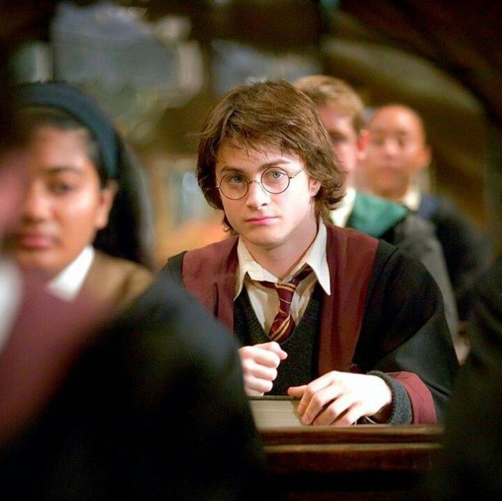 Harry Potter And The Year I Desperately Needed A Haircut Harry