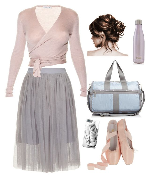 """""""Ballet practice"""" by layla-banton on Polyvore featuring Etro, LeSportsac and S'well"""
