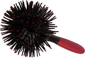 Kurlmi Brush Quick And Easy Styling Small And Round Check Out This Great Product By Click Affiliate Link Amazon Com Hair Care Tips Hair Care Textured Hair