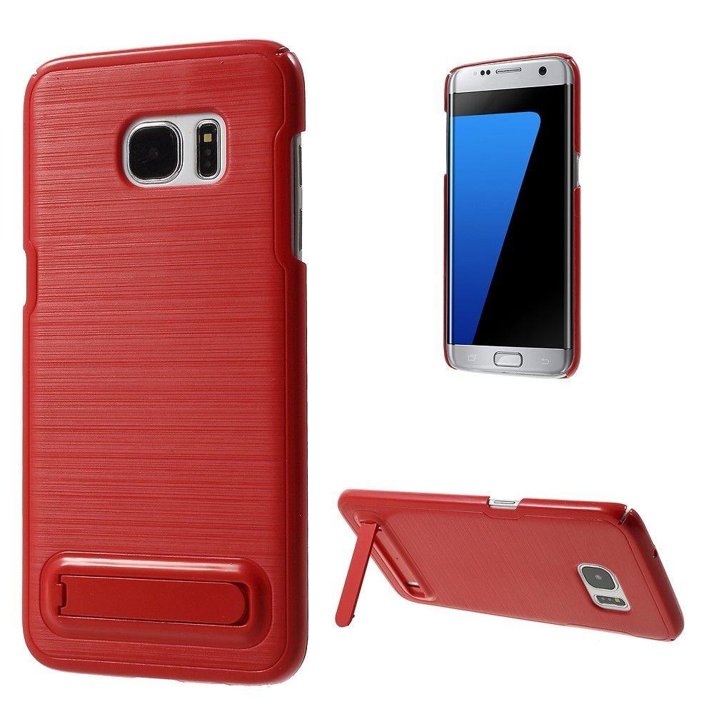 Coque Samsung Galaxy S7 Edge Brossé Béquille | Béquilles ...