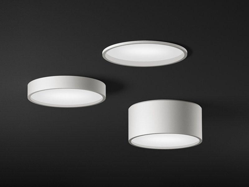 Plafoniera Ufficio Design : Plus lampada da soffitto a incasso light . eclairage plafond